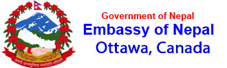 Embassy of Nepal - Ottawa, Canada